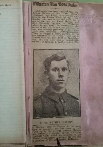 Arthur Maiden